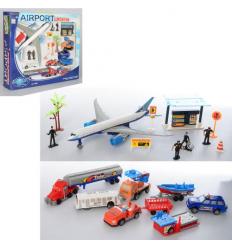 Аэропорт 7788C в коробке