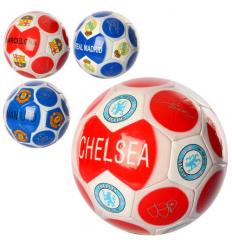 Мяч футбольный MS 1715 Клубы, в кульке