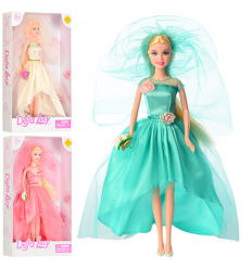 Кукла DEFA 8341 Невеста, в коробке