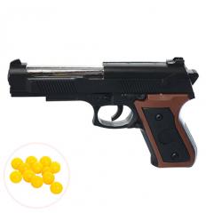 Пистолет 328 S на пульках, в кульке