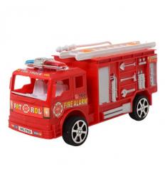 Пожарная машина 703 инерционная, в кульке