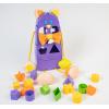 "Развивающая игрушка 39290 (8шт) ""Тигрес"", сортер ""Котик"""
