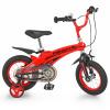 Велосипед детский PROF1 12д. LMG 12123 (1 шт/ящ) Projective, красный