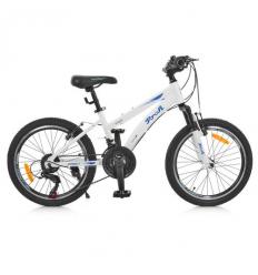 Велосипед 20 д. G20VEGA A20.1 (1шт/ящ) PROF1, Белый