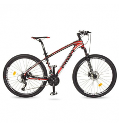 Велосипед 27,5д. EB275STUBBORN CB275.1 (1шт/ящ) PROF1, Черно-красный