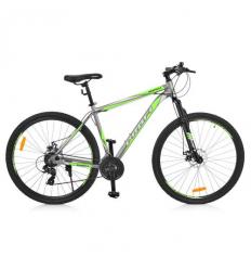 Велосипед 29 д. G29GRAPHITE A29.2 (1шт/ящ) PROFI, серо-зеленый