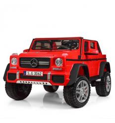 Джип M 4000EBLR-3 (1шт/ящ) р/у, Красный
