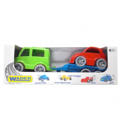 """Набор авто 39541 """"Kid cars Sport"""", 3 эл"""