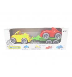 """Набор авто 39542 """"Kid cars Sport"""", 3 эл"""