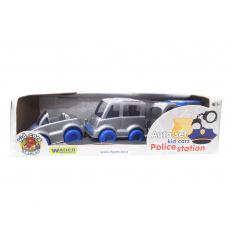"""Набор авто 39548 """"Kid cars"""", полицейский, """"Тигрес"""""""
