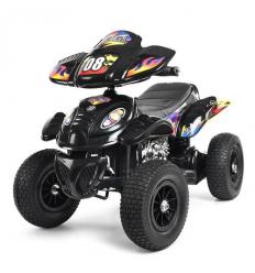 Квадроцикл M 2403 ALR-2 (1шт/ящ) BAMBI, Черный