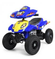 Квадроцикл M 2403 ALR-4 (1шт/ящ) BAMBI, Синий