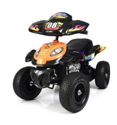 Квадроцикл M 2403 ALR-7 (1шт/ящ) BAMBI, Оранжевый