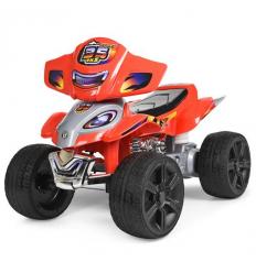 Квадроцикл ZP 5118 E-3 (1шт/ящ) BAMBI, Красный