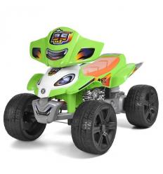 Квадроцикл ZP 5118 E-5 (1шт/ящ) BAMBI, Зеленый