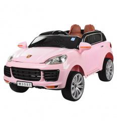 Машина M 3557 EBLR-8 (1 шт/ящ) BAMBI, р/у, розовая