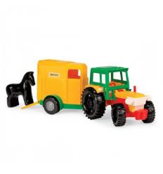 """Трактор 39009 с прицепом, """"Тигрес"""", в коробке"""