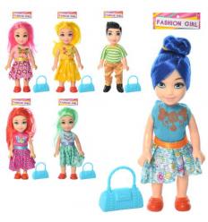 Кукла 201-1-2-3-4-5-6 в кульке