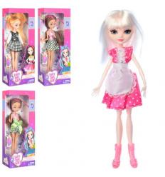 Кукла YB 009-10 EAH, шарнирная, в коробке
