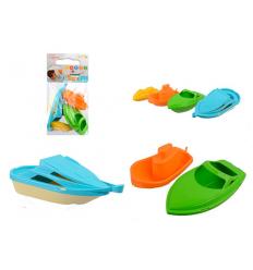 """Набор игрушек 39546 для купания, """"Тигрес"""", """"Водный транспорт"""" 4 шт"""
