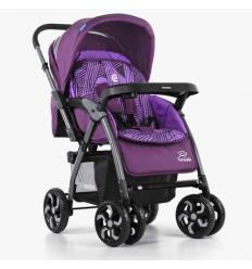 Коляска детская ME 1007-9 TORNADO (1 шт/ящ) прогулочная, фиолетовая
