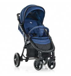Коляска детская ME 1022 L EXPERT Denim (1 шт/ящ) прогулочная, синяя