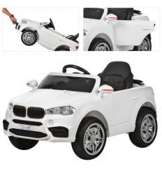 Машина M 3180 EBLR-1 (1 шт/ящ) BAMBI, р/у, Белая