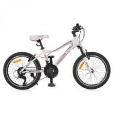 Велосипед 20 д. G20CARE A20.3 (1шт/ящ) PROF1, Белый