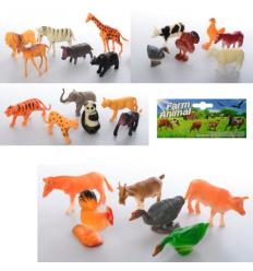 Животные 2004-6 дикие, домашние, в кульке