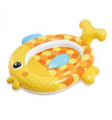 Бассейн 57111 (6шт/ящ) INTEX, Золотая рыбка, в коробке