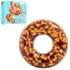 Круг 56262 (12шт/ящ) INTEX, Шоколадный Пончик, в коробке