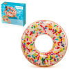 Круг 56263 (12шт/ящ) INTEX, Пончик, в коробке