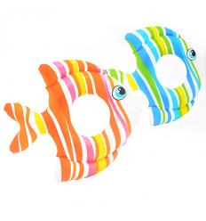 Круг 59223 (36шт/ящ) INTEX, Тропические рыбки, в коробке