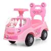 Каталка-толокар 238-HK (1шт/ящ) HK, Розовый