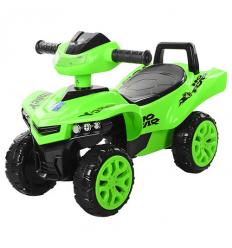 Каталка-толокар M 3502-5/JY-Z05-5 (1шт/ящ) BAMBI, Зеленый