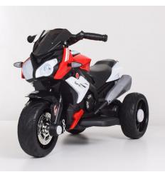 Мотоцикл M 3991 E-3 (1шт/ящ) BAMBI, Красный