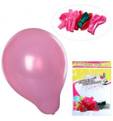 """Шарики надувные MK 2320-2 """"10 дюймов"""",10 шт в кульке"""
