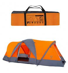 Палатка 68003 (2 шт) Bestway, 4-местна, в сумке