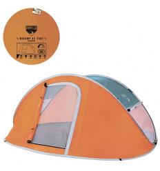 Палатка 68005 (12 шт) Bestway, 3-местная, в сумке