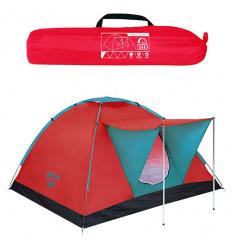 Палатка 68012 (6 шт) Bestway, 3-местная, в сумке