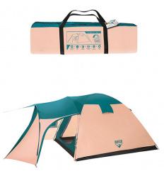 Палатка 68015 (2 шт) Bestway 5-местная, в сумке