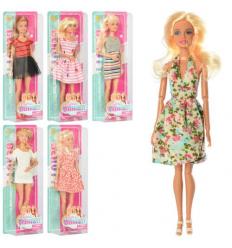 Кукла DEFA 8406-BF на листе