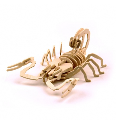 "Пазл 3DK-00-6 3D ""Скорпион"""