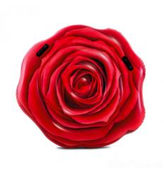 Матрас 58783sh INTEX, Красная роза, в коробке