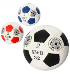 Мяч футбольный OFFICIAL 2502-20 в кульке