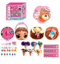 Кукла 33314 LOL, в шаре (голова)