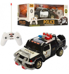 Машина 755-22-25 р/у, Полиция, в коробке