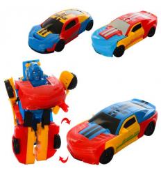 Машина 55523 Трансформер (робот), в кульке