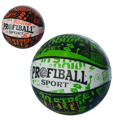 Мяч баскетбольный EN 3222-1 в кульке