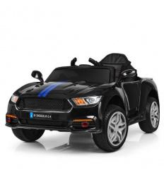 Машина M 3969 EBLR-2-4 (1 шт/ящ) р/у, черно-синий